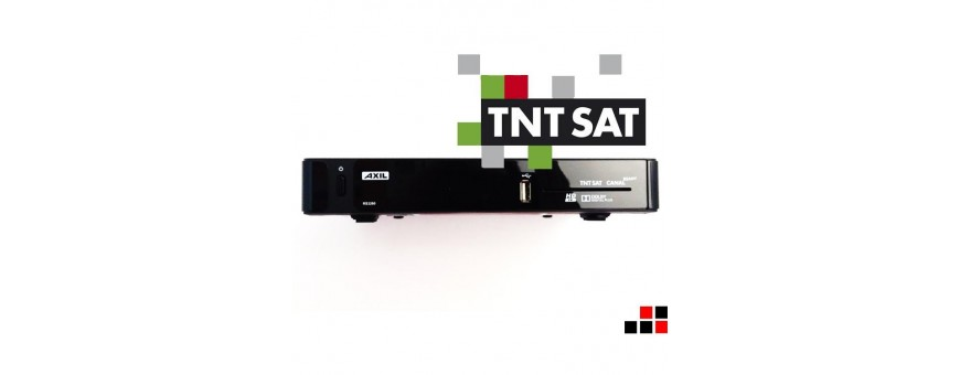 Receptores satelite Fransat TNTsat