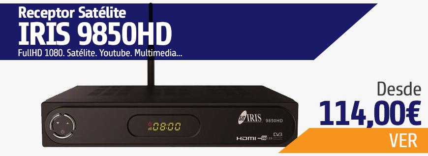 IRIS 9850HD